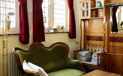 Erasmus Hotel - Kamers